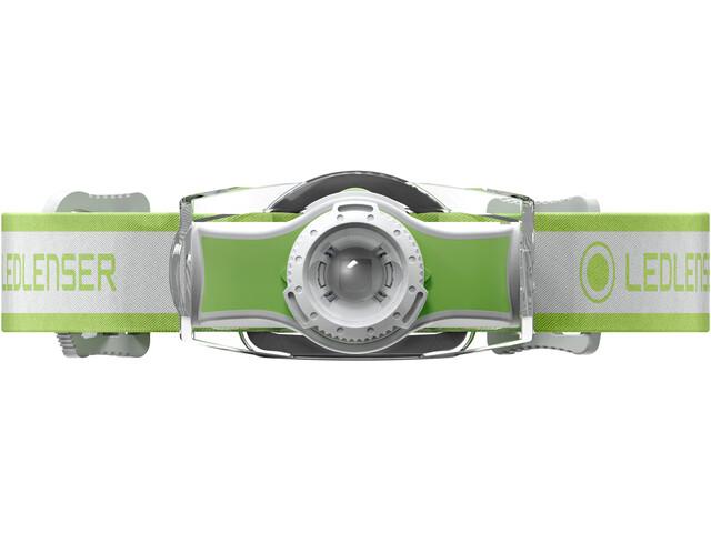 Led Lenser MH3 Stirnlampe Green